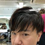 広島県廿日市市にあるプロッソル廿日市店ディレクターの寺岡和人が話題の新メニューのヘアループでボリュームアップや悩み改善!