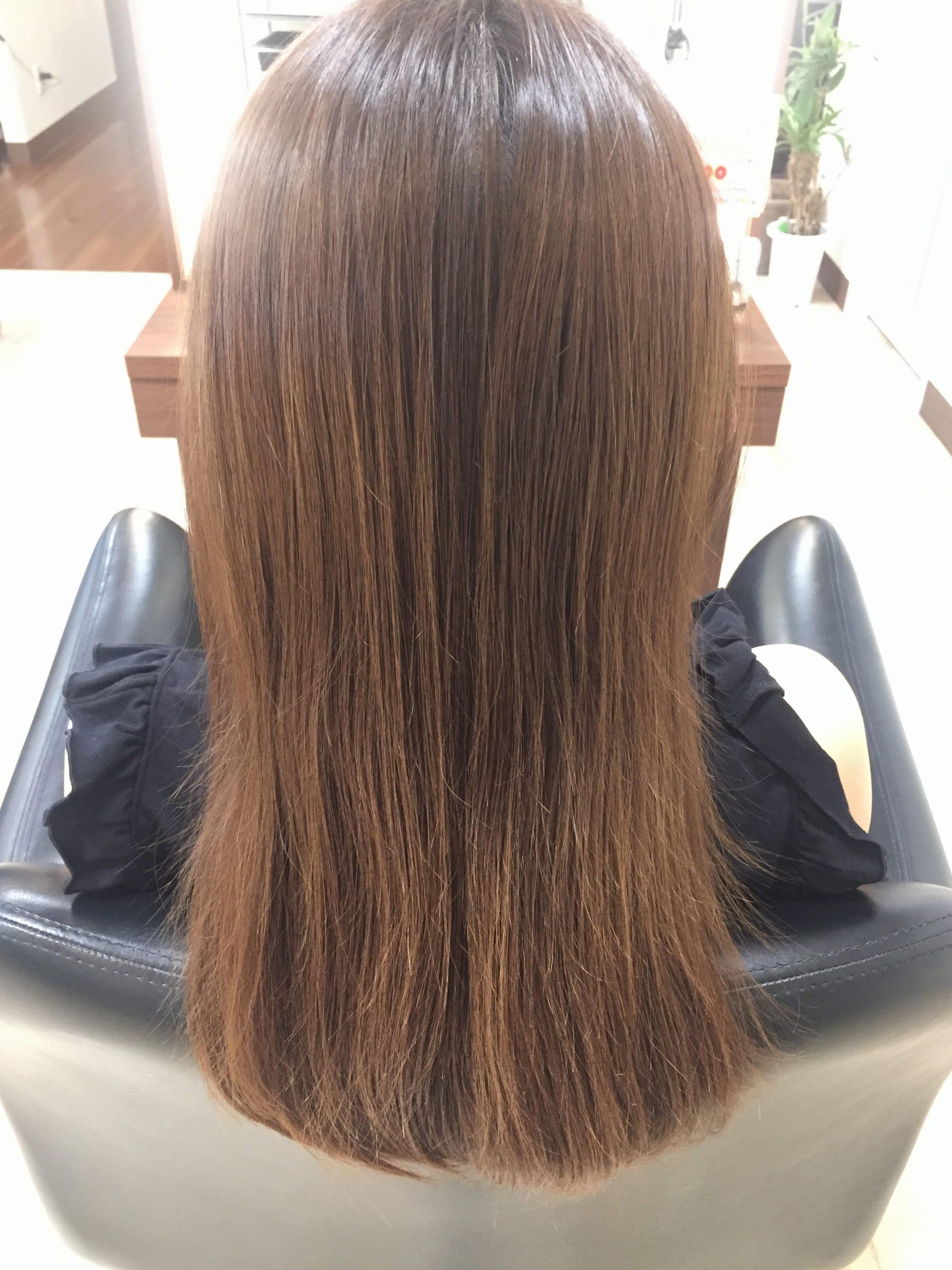 廿日市市にある美容室プロッソル廿日市にはオージュアソムリエがヘアケアのプロとしてトリートメントなどで髪質改善しています