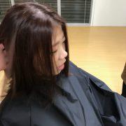 広島市安佐南区、プロッソル、プロッソル山本店、カラー、ナプラ、OGカラー、つやつや